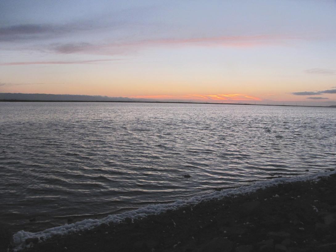 don-edwards-wildlife-refuge-sunset