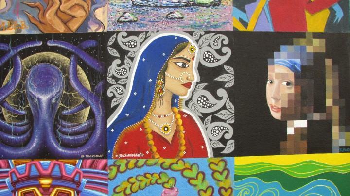 100 mural sj